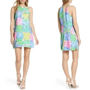 NWT Lilly Pulitzer Pearl Romper Mini Dress Medium